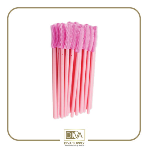 Silicone Lash Brush 50 pcs.